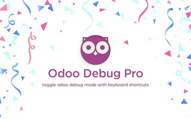 Odoo Debug Pro
