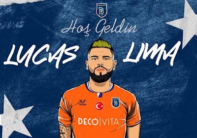 Officiel : Lucas Lima débarque à Istanbul Basaksehir