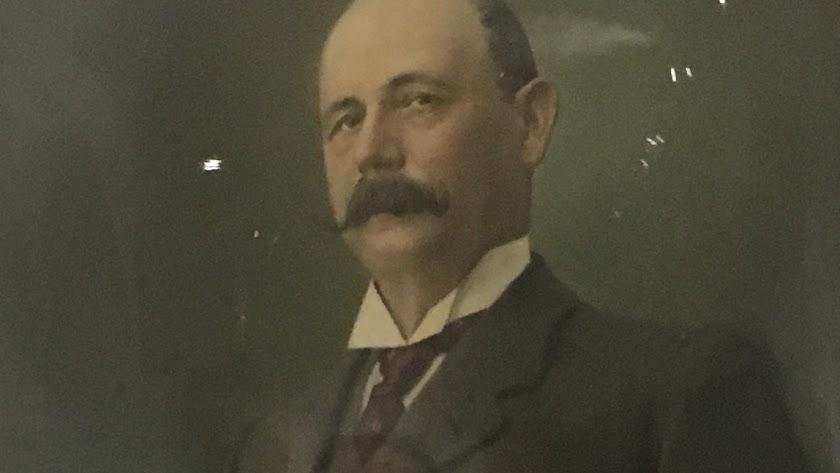 Rafael martínez (1847-1911) fue uno de los mayores terratenientes de Almería.