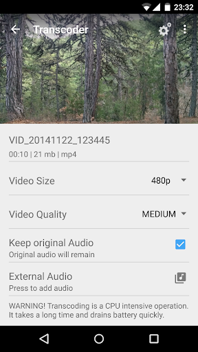 VidTrim  Video Trimmer  screenshot 4