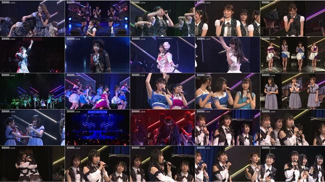 190113 (1080p) HKT48 チームH「RESET」公演 田島芽瑠 生誕祭 DMM HD