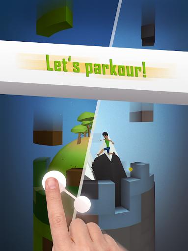 Tetrun: Parkour Mania - free running game 0.9.5 screenshots 8