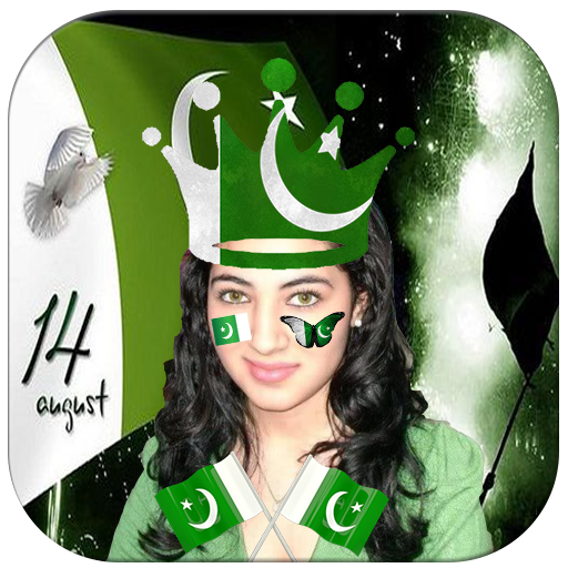 Pakistan Flag Face Photo Maker 14 August Android APK Download Free By Global Downloaders
