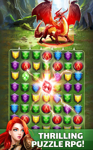 Empires & Puzzles: Epic Match 3 apkpoly screenshots 8