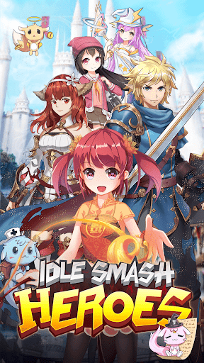Idle Smash Heroes - screenshot