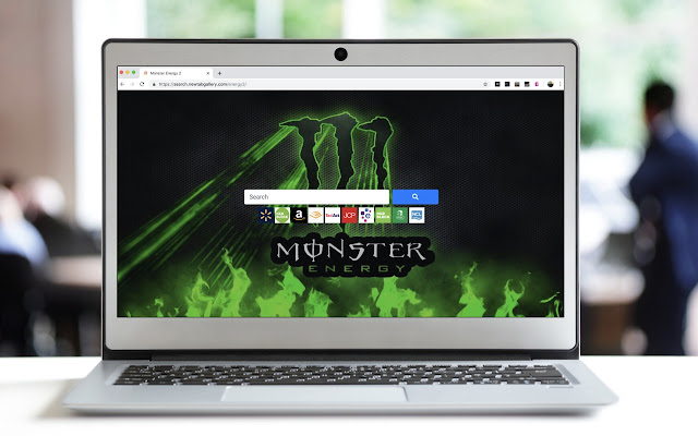 Monster Energy Search