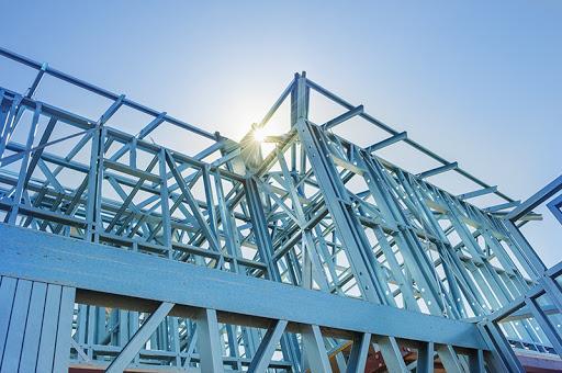 Thiết kế nhà tiền chế ngày càng được ứng dụng nhiều trong các công trình hiện đại