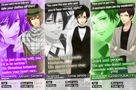 Love Plan: Otome games english dating sim MOD (Unlimited Hearts) 5