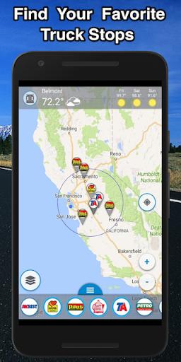 RoadHunter - Truck Stops GPS