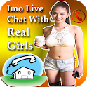 Date Me - Imo Live Chat With Real Girls (Joke) icon