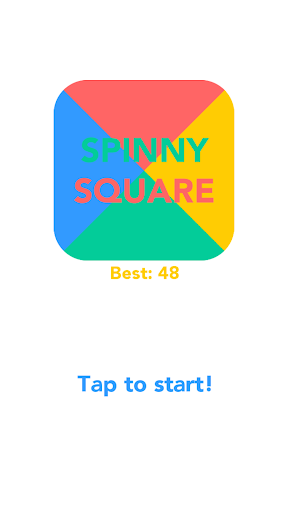 Spinny Square