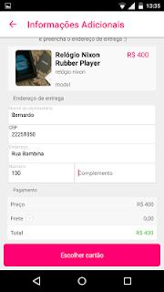Skina - Vender e comprar perto screenshot 05