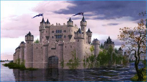 夢幻城堡壁紙