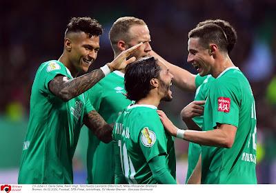 🎥 Le superbe but qui rend espoir au Werder Brême