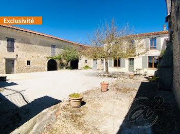 maison à Courbillac (16)