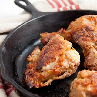 Sweet Tea Oven-Fried Chicken