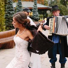 Wedding photographer Andrey Vorobev (andreyvorobyev). Photo of 27.10.2017