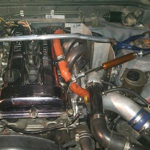シルビア S13 のエンジンのカスタム事例画像 きつねฅ^•ﻌ•^ฅさんの2018年06月14日22:15の投稿