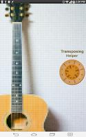 Screenshot of Transposing Helper