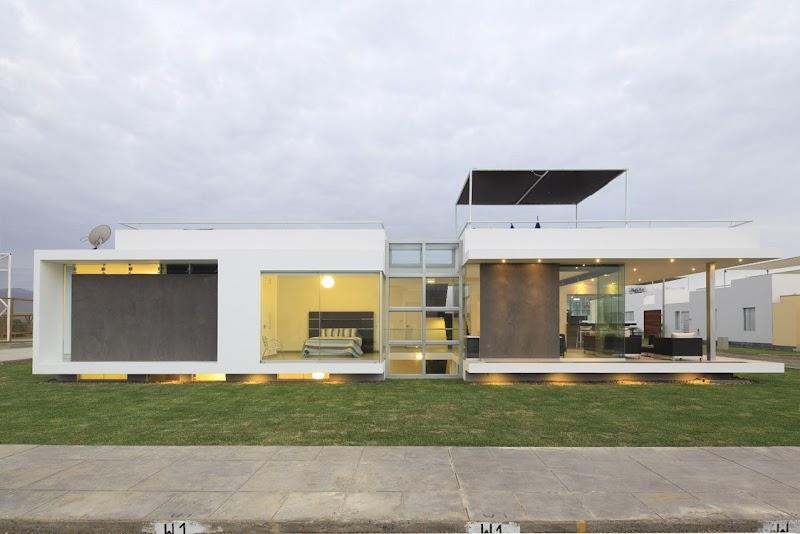 Casa V2 en Playa Gaviotas - Gomez de la Torre & Guerrero Arquitectos