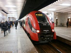 Photo: 27WE-001 (SKM Wwa), Otwock - Pruszków {Warszawa Śródmieście; 2013-01-21}