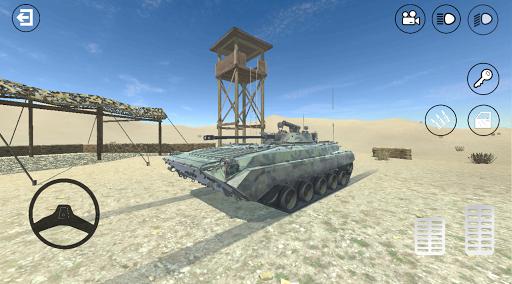 RussianMilitaryTruck: Simulator apktram screenshots 5