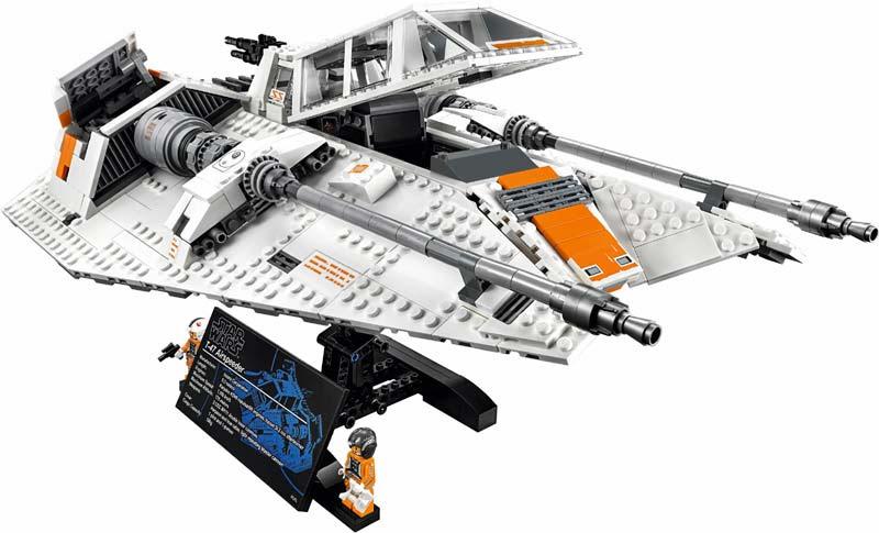 Contenido de Lego® 75144 Snowspeeder™