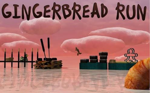 Gingerbread Run- screenshot thumbnail
