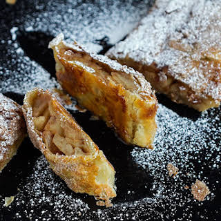 Easy Apple Strudel.