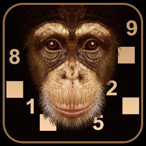 Beat the chimp - Brain puzzle