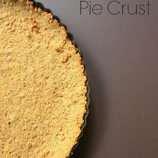 Peanut Butter Pie Crust.