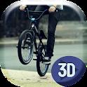 Amazing BMX Fints Live Wallpap icon