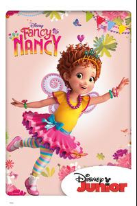 Fancy Nancy Clancy (S1E1)