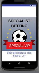 Specialist Betting Tips Special VIP APK screenshot thumbnail 1