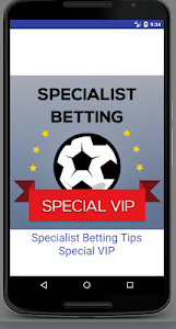 Specialist Betting Tips Special VIP 이미지[1]