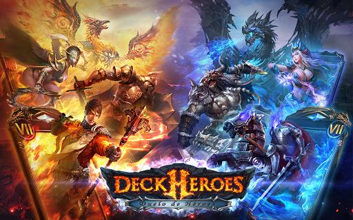 Deck Heroes: Duelo de Héroes