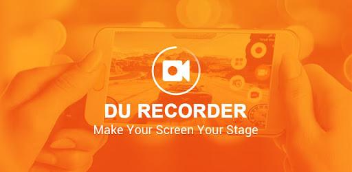 DU Recorder - Screen Recorder, Video Editor, Live