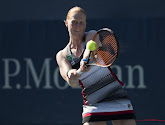 Alison Van Uytvanck heeft geen enkele moeite met Sofya Zhuk in eerste ronde Montreal