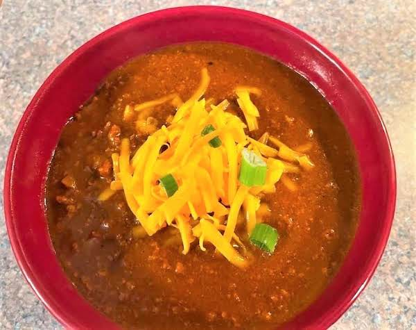 Red Chili No Beans