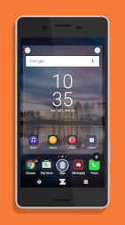 zWalkz Theme For Xperia APK screenshot thumbnail 3