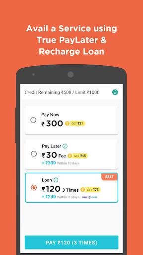 Mobile Recharge, Wallet, Gift Card, Balance Check 3.23.00 screenshots 1