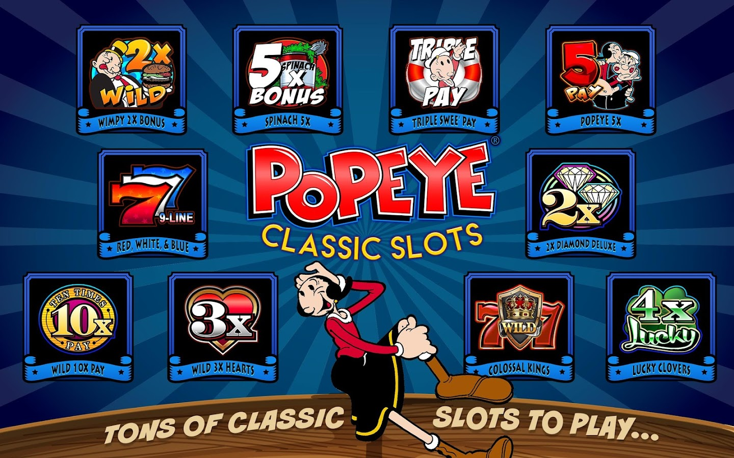 Olive Republic Slot - Play this Video Slot Online