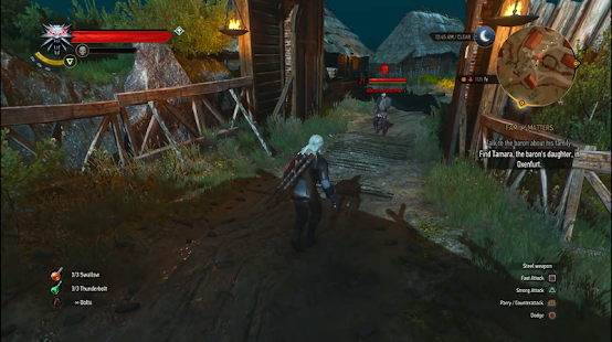 Tips for The Witcher 3: Wild Hunt - náhled