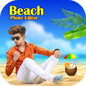 Beach Photo Editor icon