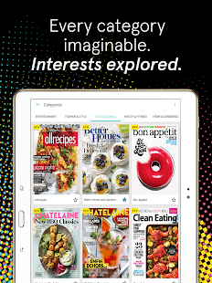 Texture – Digital Magazines Screenshot 13