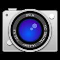 DSLR Camera Pro icon