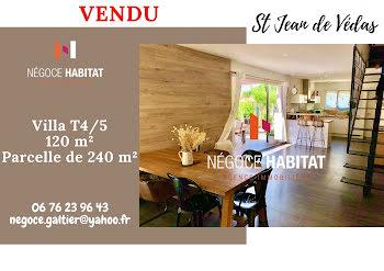 villa à Saint-jean-de-vedas (34)
