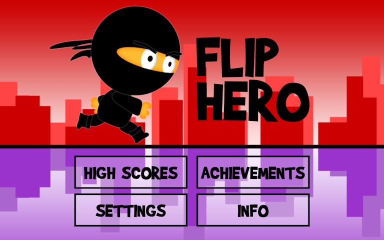 android Flip Hero Screenshot 4