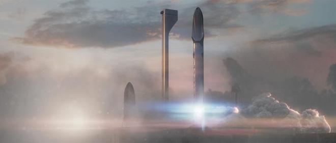Đây là hình ảnh mà SpaceX mong muốn được trông thấy trong vụ phóng tên lửa từ 39A