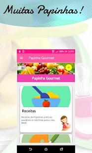 Papinha Gourmet - náhled